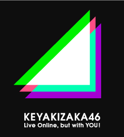 KEYAKIZAKA46 Live Online, but with YOU! ロゴ.png