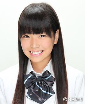 NMB48加入当時の白間美瑠。13歳の頃から変わらぬ美髪。