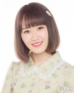 2018年NGT48プロフィール 西潟茉莉奈.jpg