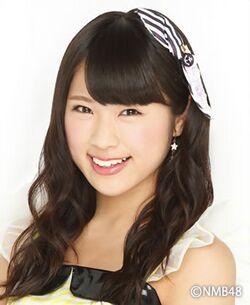 2014年NMB48プロフィール 渋谷凪咲.jpg
