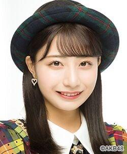 2020年AKB48プロフィール 鈴木優香.jpg
