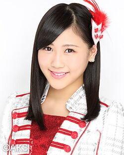 2016年AKB48プロフィール 西野未姫