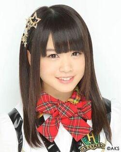 2012年HKT48プロフィール 菅本裕子
